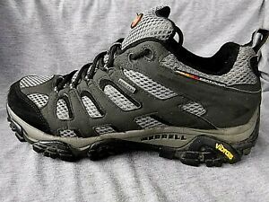 Mens MERRELL Moab GORE-TEX XCR Trail Shoes  ..  size 8 / 9 UK