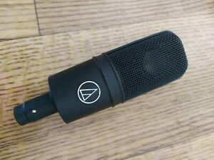 Audio Technica AT4040 Condenser Microphone with Shock Mount Included