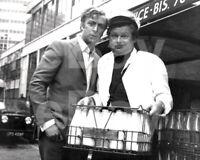 The Italian Job (1969) Michael Caine, Benny Hill 10x8 Photo