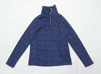 Craghoppers Womens Size 12 Blue Jacket