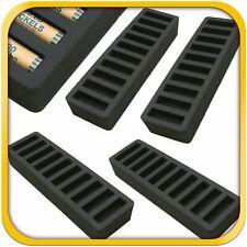 4 Rolled Coin Storage Organizer Nickels Home Office Black 2 Nickel Holder Tray