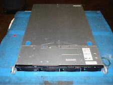 INTEL 1U SERVER - R1304GZ4GC - WITH S2600G(Z/L)  - 2 x E5-2640  2.5GHZ -(NO RAM)