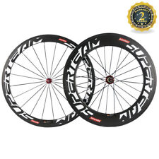 Superteam Carbon Wheelset Front 50mm rear 88 Deep Road Bike R36 Hub 50/88 Wheels