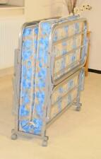 Metal Single Guest Folding Bed - Single Portable Guest folded Bed frame only