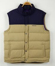Patagonia Bivy Down Vest Jacket Mens sz XL insulated puff coat 27586 $179