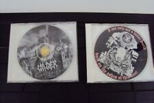 Profane Existence and Vader Punk rock CD'S