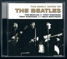 THE BEATLES TONY SHERIDAN BEAT BROTHERS THE EARLY TAPES OF  CD