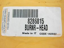 Whirlpool Cook Top Burner Head Factory Authorized Part # 8286815