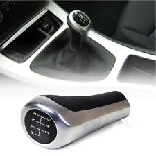 6 Speed Manual Stick Gear Shift Knob 25117566267 For BMW 1 3 5 Series X1 E84 E83