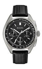 Bulova Men's 96B251 UHF Chronograph Quartz Leather Strap 45mm Watch