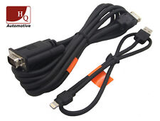 CD-IV203 AppRadio VGA Interface Cable Adapter Kit iPhone 5 6 Compatible 2014 AVH