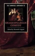 The Cambridge Companion to Shakespearean Comedy (Cambridge Companions to Litera