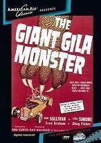 Giant Gila Monster (Don Sullivan) - Region Free DVD - Sealed