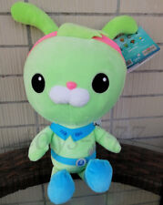 Octonauts Cartoon 12'' Tweak Rabbit Stuffed Animal Slime Time Plush Toy Doll