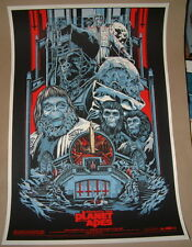 Beneath The Planet Of The Apes Movie Poster Print Ken Taylor 2012 Mondo