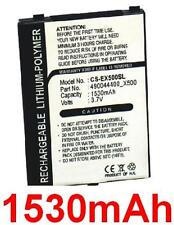 Battery 1530mAh For E-ten glofiish M700 M750 X500 X500+ X600 X61 X610 X650