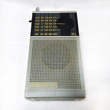 Vintage radio NEIVA RP-205 USSR receiver transistor LW MW portable NEYWA НЕЙВА