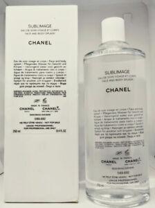 ❤️SUBLIMAGE CHANEL Eau de soin visage et corps,face and body splash 250ml 8.4oz