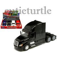 Welly Freightliner Cascadia Transporter Cab Semi Truck 1:32 Diecast Model 32695