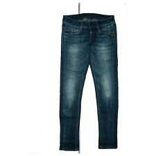 G-Star Women's Jeans Trousers Low Waist Slim Skinny Sexy Po Stretch W32 L32 Used