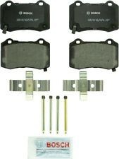 Disc Brake Pad Set-QuietCast Pads with Hardware Rear Bosch BP1053