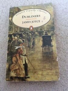 DUBLINERS BY JAMES JOYCE PENGUIN POPULAR CLASSICS PAPERBACK