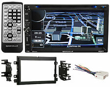 2005-2007 Ford F-250/350/450/550 Car Navigation/DVD/iPhone/Bluetooth Receiver