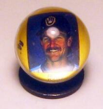 ROBIN YOUNT Brewers ~ 1990 Superstar Collectible Action Marble