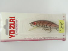 1pc Yo-zuri LX Minnow Fishing Lure 66mm 7g R345-GSCF Japan