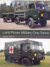 Land Rover Military One Ton by James Talyor Book 4x4 army