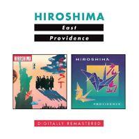 Hiroshima - East/Providence (2017)  2CD  NEW/SEALED  SPEEDYPOST