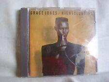 Grace Jones- Nightclubbing- ISLAND/ SONOPRESS- Made in Germany- lesen