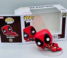 *NEW*  Deadpool + PROTECTOR Marvel #320 Funko Pop SEXY PARODY!