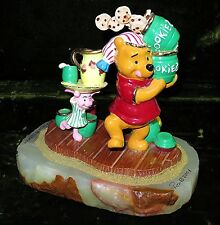 Winnie The Pooh And The Cooke Jar Ron Lee Disney Sculpture  #MM 830. 808/950 COA