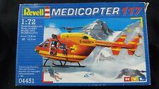 Revell 04451 Medicopter 117 1:72 Hubschrauber RTL  BS293