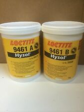 LOCTITE HYSOL 9461A And 9461B Toughened 2 Component Epoxy Adhesive 2x1kg Tubs