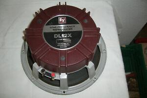 Elektro Voice DL 12X 8 Ohms Bass Lautsprecher