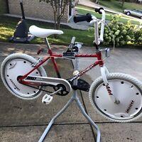 "Rare Old School Huffy PRO-DISC 20"" 80's BMX Bike Like Sigma All Original No Rust"