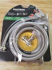 Eastman Braided Steel Universal Steam Dryer Install Kit 0375855 New