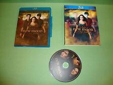 The Twilight Saga: New Moon (Blu-ray Disc, 2010)