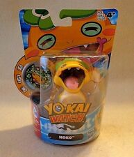 "HASBRO YO-KAI WATCH ""NOKO"" ACTION FIGURE w/EXCLUSIVE MEDAL by LEVEL 5, NEW"