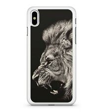Roaring Screaming Angry Mad Ferocious Fierce Viscous Lion 2D Phone Case Cover