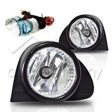 03-05 Toyota Echo OE Style Fog Light w/Wiring Kit & HID Conversion Kit - Clear