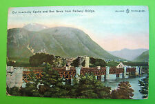 Inverness Posted Pre 1914 Collectable Scottish Postcards