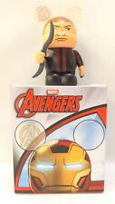 """VINYLMATION MARVEL AVENGERS HAWKEYE 3"""" COLLECTIBLE FIGURE WITH BOX  ~117~"""