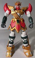 "Bandai Gundam Mobile Fighter G Zeus 7"" Poseable Figure Rare MSIA Suit Large"