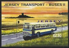 Jersey 2008 Jersey Transport Buses II Feuillet Monté Excellent État