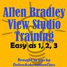 Allen Bradley Factorytalk View Studio ME Training / Tutorial