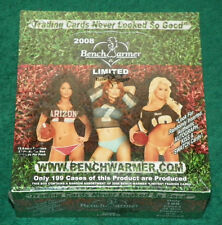 2008 BENCHWARMER LIMITED - FACTORY SEALED BOX