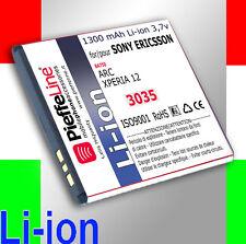 batteria da 1300mAh per sony ericsson ARC xperia 12  tipo BA750